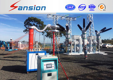 China Professional AC Hipot Resonance Test System Withstand Voltage Environmentally Friendly supplier