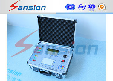China Portable TTR Transformer Test System Dynamic Load Full Automatically supplier