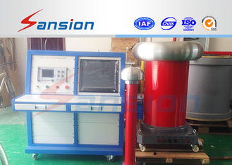 China Power Frequency Partial Discharge Test Equipment PD Detection Dynamic Load supplier