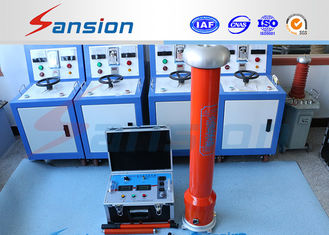 China 200kV 5mA DC Hipot Test Set Digital Disiplay 32kg Reliable Read Clearly supplier