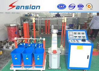 China 3kVA AC Hipot Test Equipment Easy Operate Testing Insulation Gloves Boots supplier
