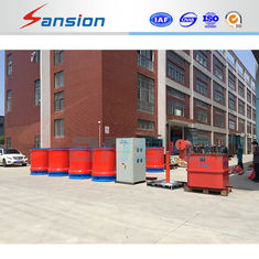 China 0 - 220kv Resonant Test Set For Auto Control Substation Electrical Apparatus supplier