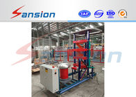 China High Voltage 800KV / 60KJ Impulse Voltage Test System Generator Capacitance 0.5µF company