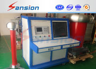 LCD Display Partial Discharge Test Kit Withstand Voltage Used For Transformer