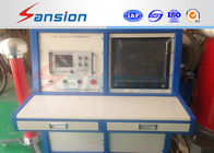 High Voltage Partial Discharge Test Equipment , Power Frequency Hipot Test Equipment
