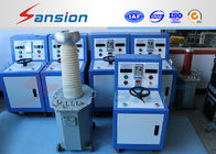 China SXTC Series 10kVA 100kV AC Hipot Test Equipment Needle Display Vacuum Pouring company