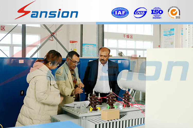 Electronic Load Power Transformer Testing Equipment Small