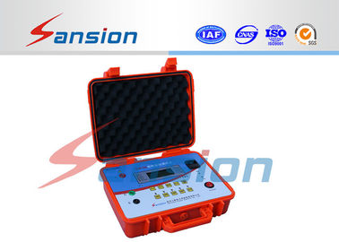 China High Voltage 5kV Digital Insulation Resistance Test Equipment Full Protection Function distributor