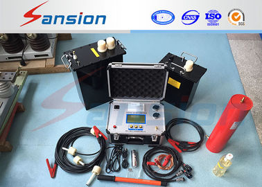 China SGS Standard HV Cable Testing Equipment , AC Very Low Frequency Hipot Test Set distributor