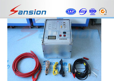10KV 12KV Transformer Test System Capacitance Dissipation Factor Testing High Precision