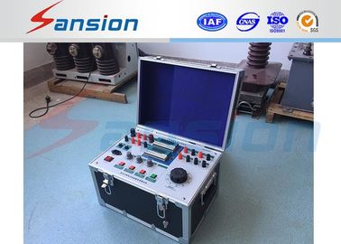 China SXJB-II Full Function Protective Relay Tester For Electric Power Replay Divisions factory