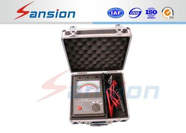 China DC 12V Insulation Resistance Test Equipment Automatic Pointer Type distributor