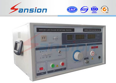 China Low Voltage Dielectric Electrical Insulation Test Equipment CNAS Certification factory