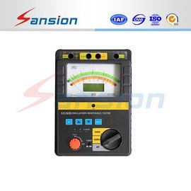 China 5000V 200g High Voltage Megger Resistance Tester Double Display Fast Measuring factory