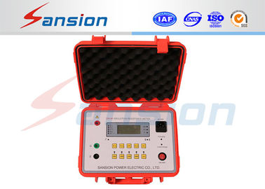 China Auto Timing Insulation Resistance Test Equipment , 10kV AC Insulation Tester factory