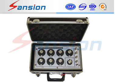 China Friendly Interface Ground Resistance Low Voltage Tester Meter Calibrator Light Weight distributor