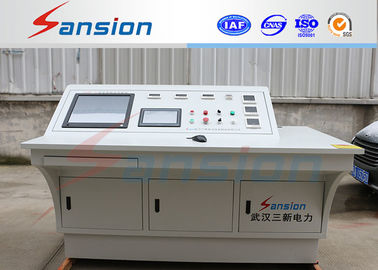 China Complete Line Power System Test Equipment , Transformer Test System Manual Control distributor