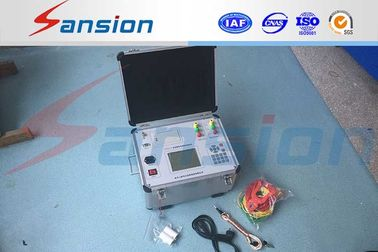 China Low Voltage Power Testing System Transformer Short Circuit Impedance Tester factory