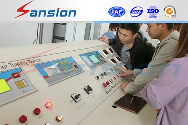 China Fully English Interface Power Transformer Testing Equipment Transformer Test Bench factory