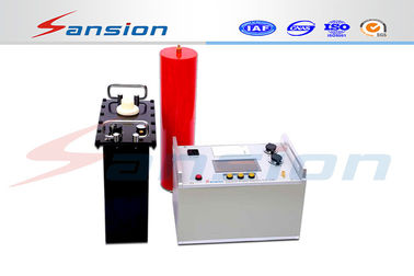 China 30/40/50/60/70/80 kV Vlf High Voltage Very  Low Frequency Ac Hipot Test Set distributor
