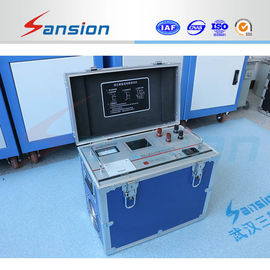 China Portable Power Testing System , Single Phase Dc Winding Resistance Test factory