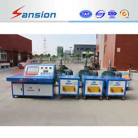 China Portable Power Testing System , 220v / 380v Primary Current Injection Test Set factory