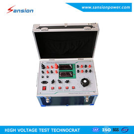 China Single Phase Relay Protection Tester Electric Power Full Function Iso9001 Approved distributor