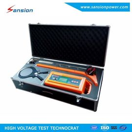 China 15km Distance Underground Cable Fault Locator With Full Digital Control distributor