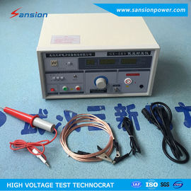 China 3kv / 5kv / 10kv Ac Hipot Test Equipment Durable For Low Voltage Switchgear distributor