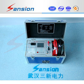 China Three Phases Power Testing System Transformer Coil Resistance Tester distributor