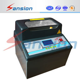 China Power Station High Voltage Transformer Oil  Dielectric Breakdown Tester distributor