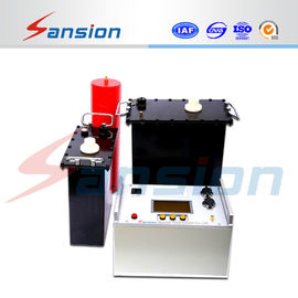 China Dielectric Cable Vlf AC Hipot Test Set Very Low Frequency Hipot Tester distributor